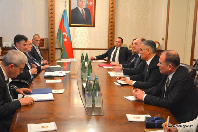 Attempts to violate internationally recognized borders inadmissible: Baku