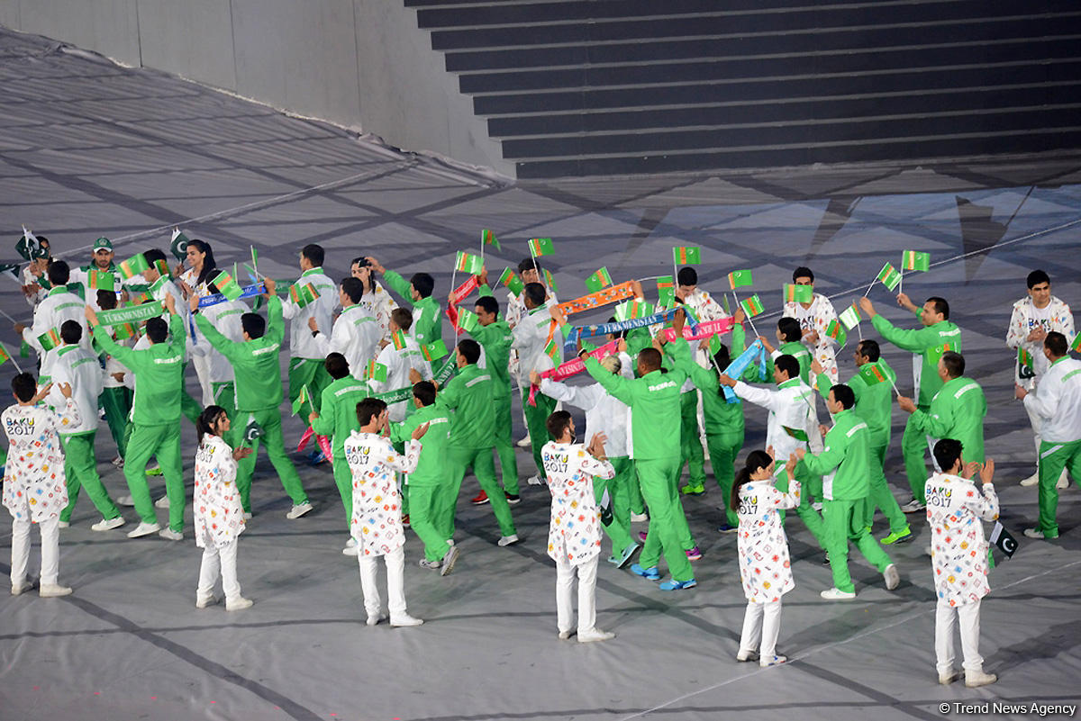 Baku hosts Closing Ceremony of 4th Islamic Solidarity Games (PHOTO, VIDEO) - Gallery Image