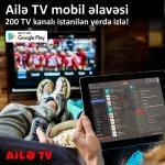 """""""Ailə TV""""-nin mobil əlavəsi istifadəyə verilib - Gallery Thumbnail"""