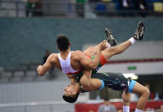Memorable moments of the 4th Islamic Solidarity Games in Baku (PHOTO) (PART 2)