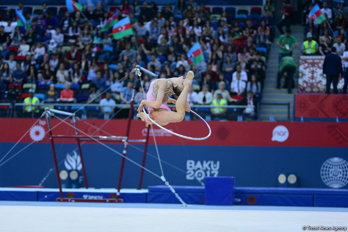 Memorable moments of the 4th Islamic Solidarity Games in Baku (PHOTO) (PART 2) - Gallery Image