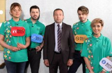 Азербайджанские ведущие рассказали о IV Играх исламской солидарности (ФОТО, ВИДЕО) - Gallery Thumbnail