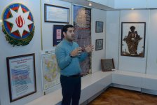 UNEC staff in Museum of Independence (PHOTO) - Gallery Thumbnail