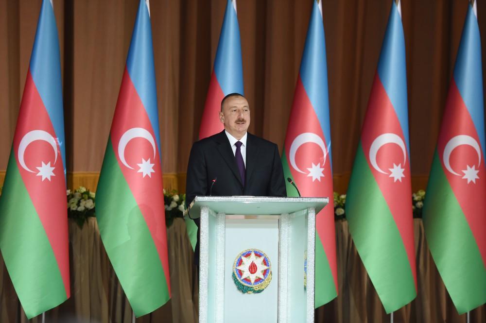 Президент Ильхам Алиев: Азербайджан никогда не допустит, чтобы кто-то вмешивался в его дела