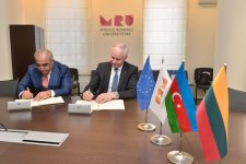 UNEC expands integration to European educational space (PHOTO) - Gallery Thumbnail