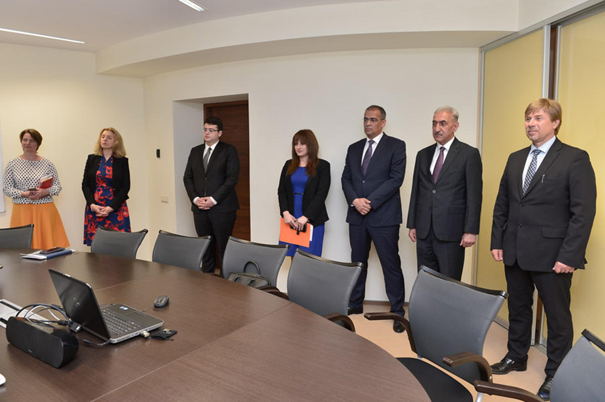 UNEC expands integration to European educational space (PHOTO) - Gallery Image