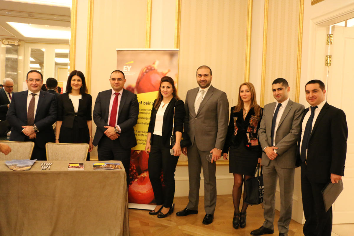 EY sponsors conference on Economic reforms: achieved results and recommendations (PHOTO) - Gallery Image