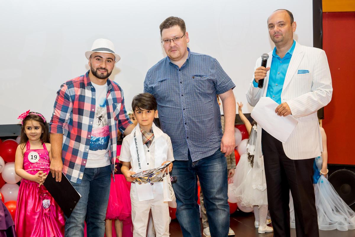 Бакинское лето началось с  Little Miss & Mister Azerbaijan (ФОТО) - Gallery Image