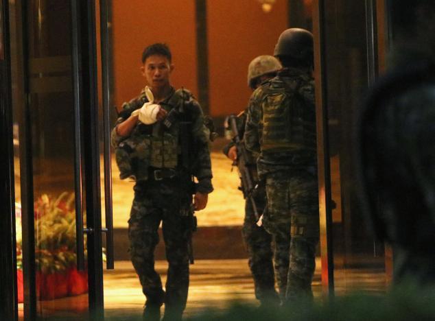 Philippine TV says at least 34 bodies found at Manila casino resort (PHOTO) (UPDATED) - Gallery Image