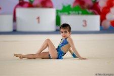 Goychay Open Championship in Rhythmic Gymnastics underway (PHOTO) - Gallery Thumbnail