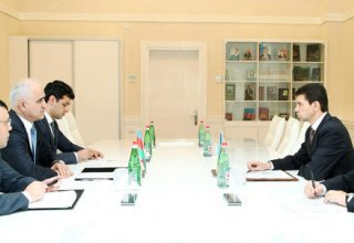 Opening of Azerbaijan's trading house in Ukraine to boost non-oil products' export