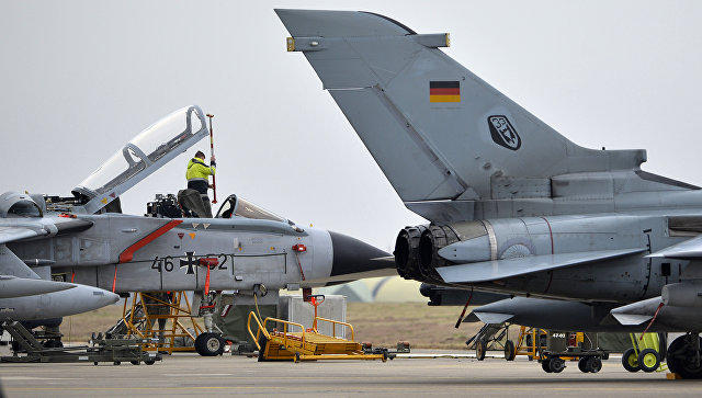Germany to station its air force in Jordan