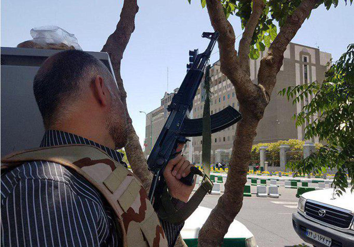 Ministry: more suspects detained after Iran terror attacks