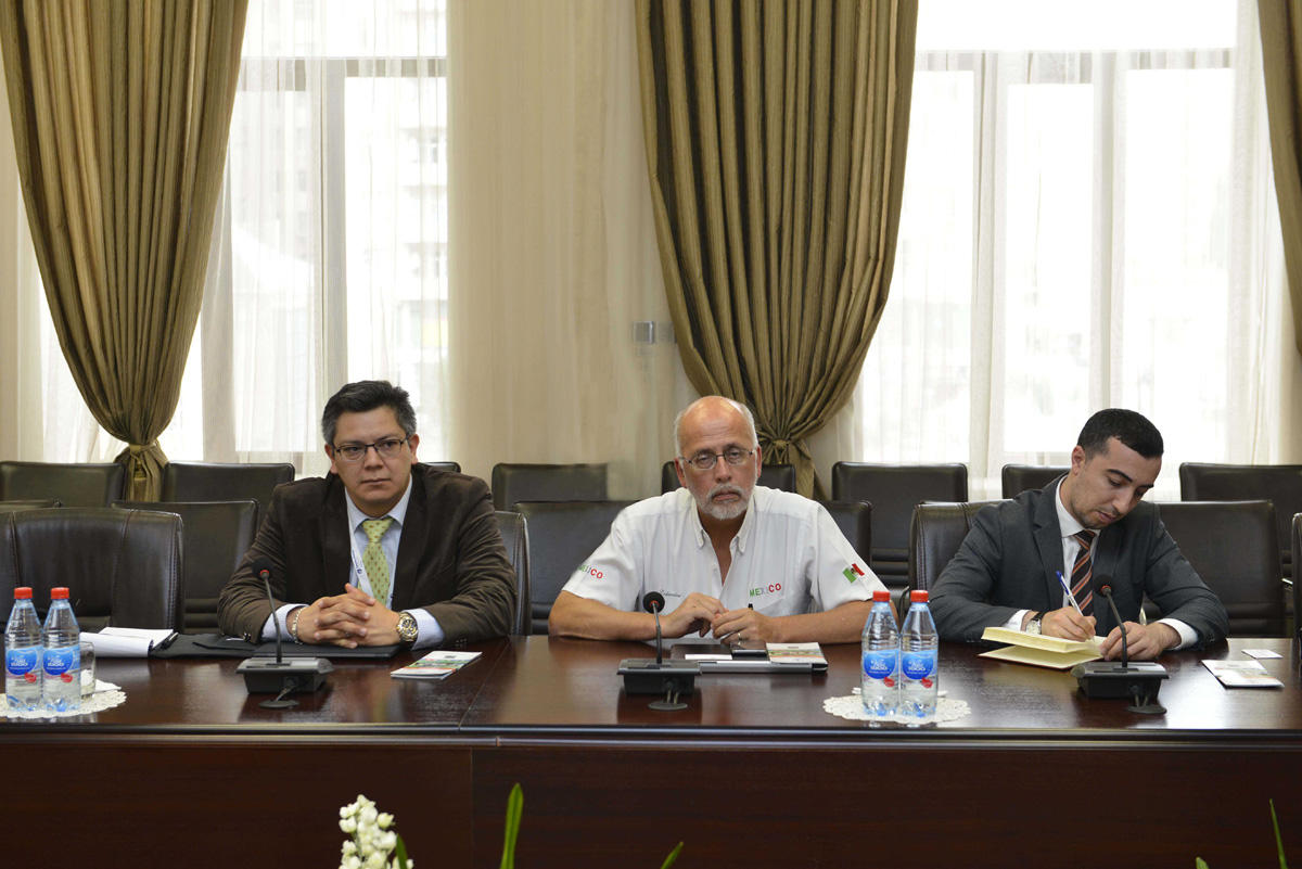 Mexican envoy says interested in co-op with BHOS (PHOTO) - Gallery Image