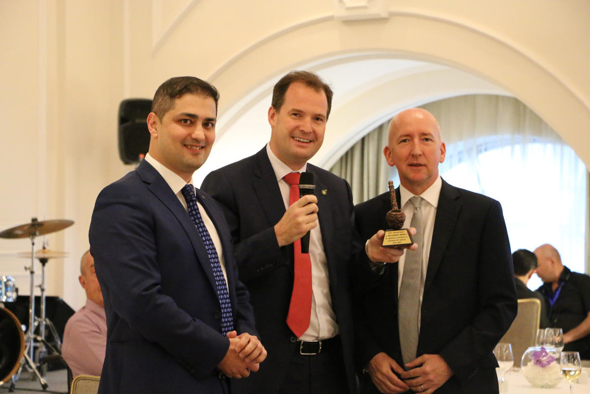 EY and BBG announce the winner of the 4th Robin Bennett award (PHOTO) - Gallery Image
