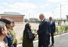 Президент Ильхам Алиев ознакомился с домом жителя села Джоджуг Мерджанлы Огтая Хазиева (ФОТО) - Gallery Thumbnail