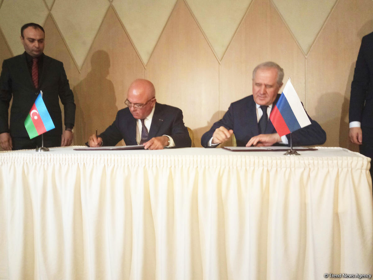 Azerbaijan, several CIS countries sign customs co-op agreements (PHOTO)