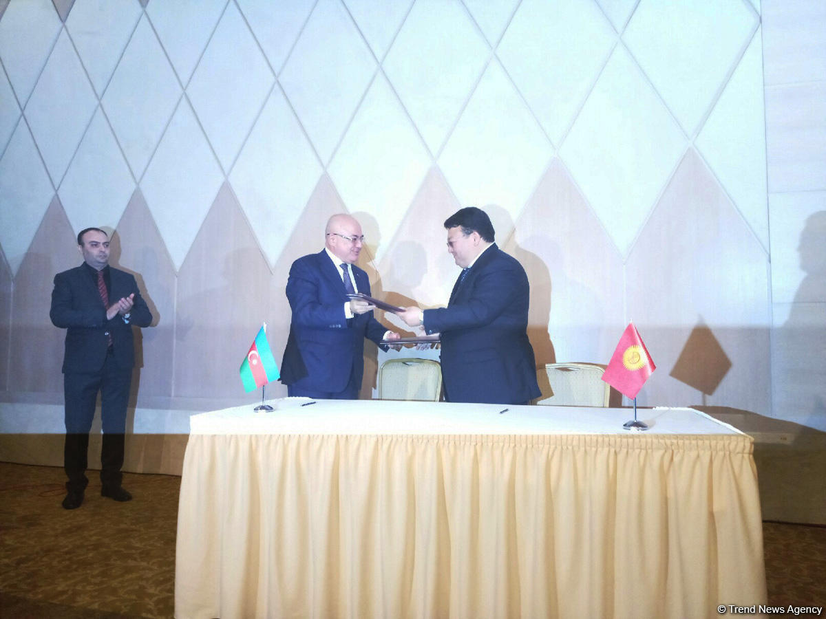 Azerbaijan, several CIS countries sign customs co-op agreements (PHOTO) - Gallery Image