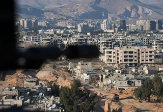 Army finds terrorist depots with chemicals produced in UK, Germany - Damascus