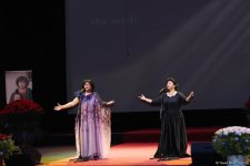 Фидан и Хураман Гасымовы: две сестры, две жемчужины, две легенды (ФОТО) - Gallery Thumbnail