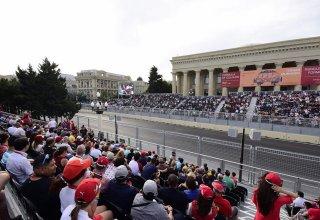 Ticket sales for F1 Azerbaijan Grand Prix increasingly growing (VIDEO)