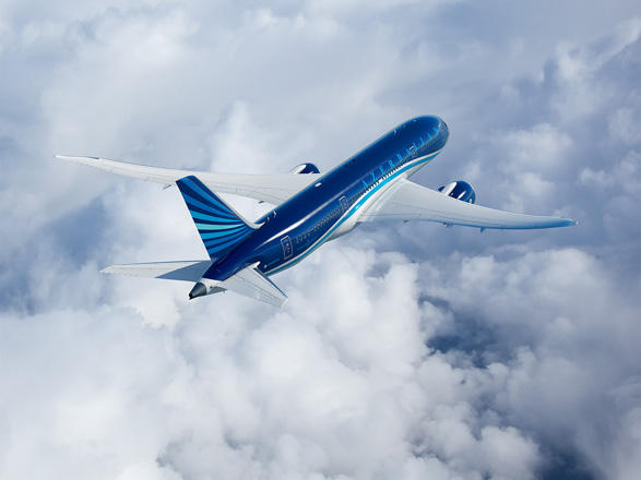 Azerbaijan announces intention to buy 4 B787-Dreamliner aircraft
