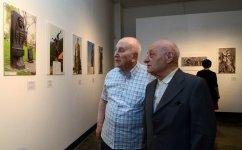 Работы скульпторов-патриархов Азербайджана и Грузии представлены в Тбилиси (ФОТО) - Gallery Thumbnail
