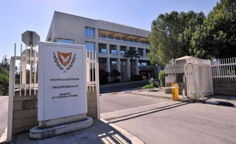 High-ranking Cypriot diplomat refutes Armenian lies