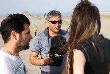 Манана приглашает туристов на грязевые вулканы  в Азербайджане (ВИДЕО, ФОТО) - Gallery Thumbnail