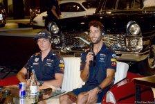 Пилоты Red Bull постараются побить рекорд скорости на Гран-при Азербайджана (ФОТО) - Gallery Thumbnail