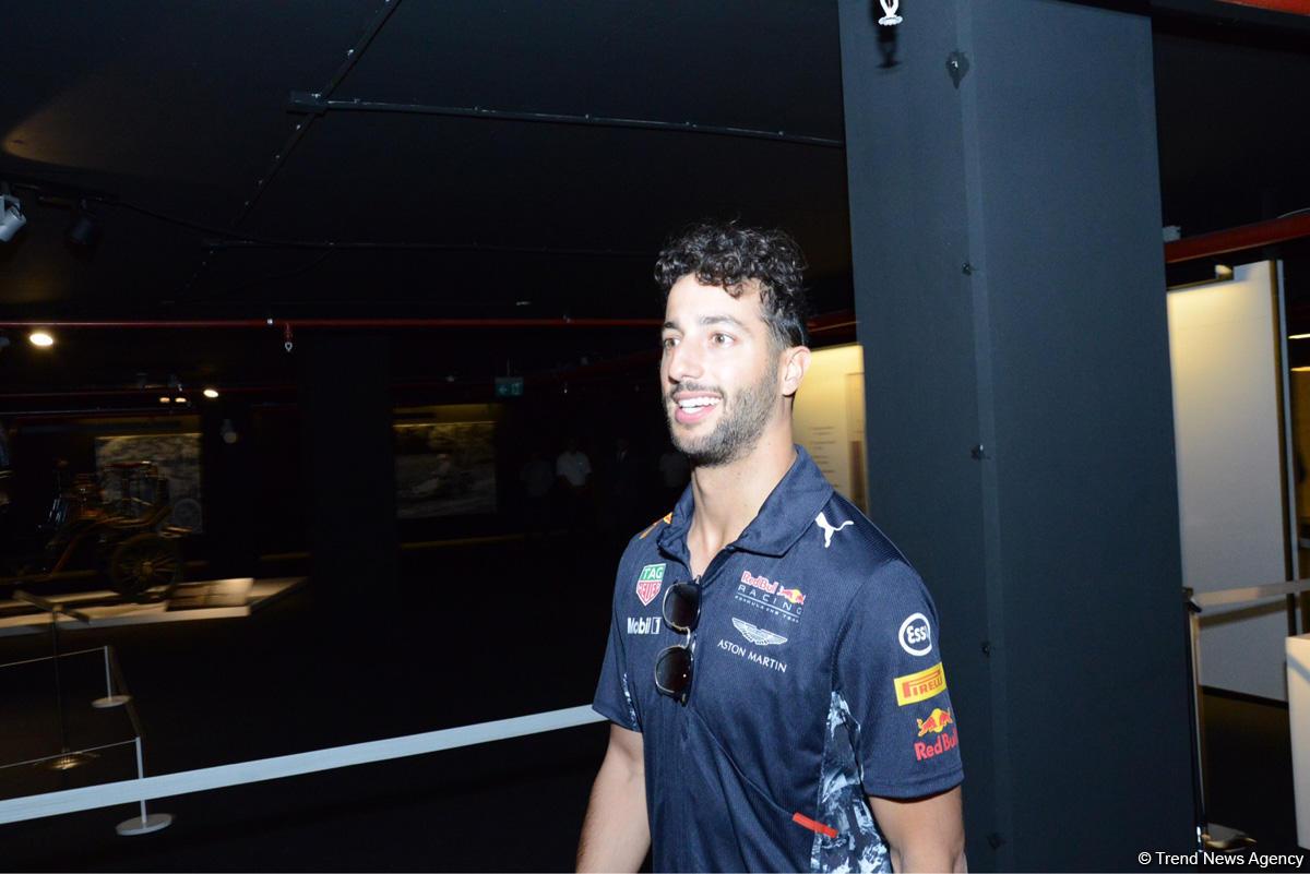 Пилоты Red Bull постараются побить рекорд скорости на Гран-при Азербайджана (ФОТО) - Gallery Image
