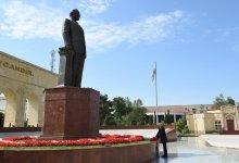 Ilham Aliyev arrives in Shirvan city (PHOTO) - Gallery Thumbnail