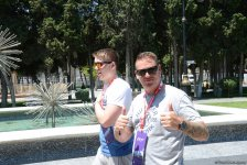 F1 Village entertainment zone in Baku as caught on camera (PHOTO) - Gallery Thumbnail