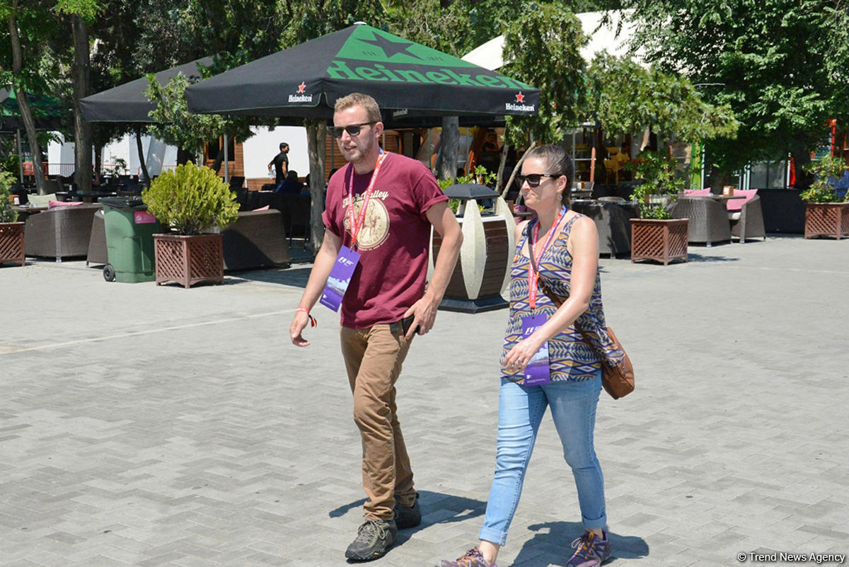 F1 Village entertainment zone in Baku as caught on camera (PHOTO) - Gallery Image