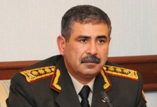 Azerbaijani defense minister starts official visit to Georgia