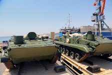 Russian weapons delivered to Azerbaijan to be sent to frontline: Defence Ministry (PHOTO, VIDEO) - Gallery Thumbnail