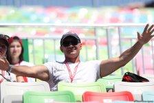 Formula 1-də pilotların üçüncü sərbəst yürüşü (FOTO) - Gallery Thumbnail