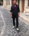 Владимир Зеленский изобразил в Баку падение Юрия Никулина (ВИДЕО) - Gallery Thumbnail