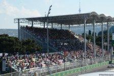 F1 Azerbaijan Grand Prix ends (PHOTO) - Gallery Thumbnail