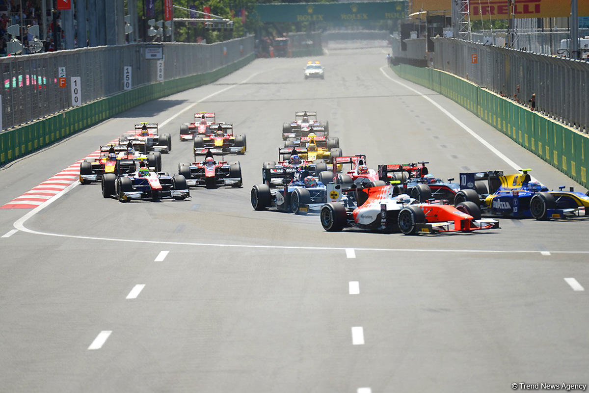 Azerbaijan's revenues from Formula 1 races revealed