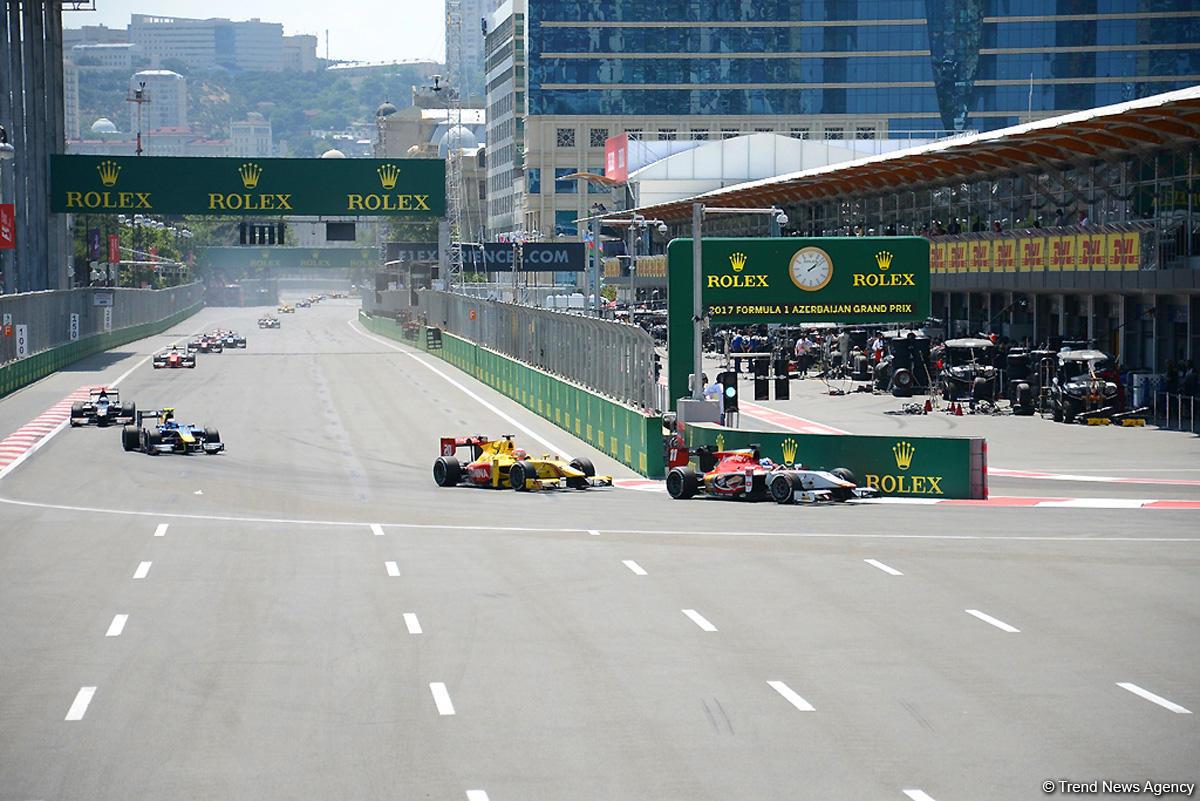 Формула 1: Гран-при Азербайджана - футуристический триллер на века