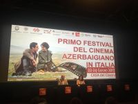 İtaliyada Birinci Azərbaycan Film Festivalı başa çatıb (FOTO - Gallery Thumbnail