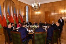 Ilham Aliyev meets Polish PM in Warsaw (PHOTO, UPDATE) - Gallery Thumbnail
