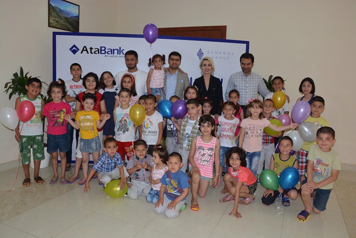 AtaBank delights children of orphanage (PHOTO)