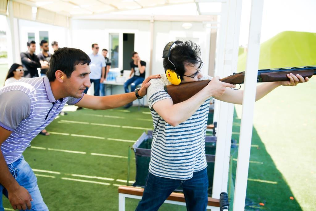 Bakcell hosts competition dedicated to Armed Forces Day (PHOTO)