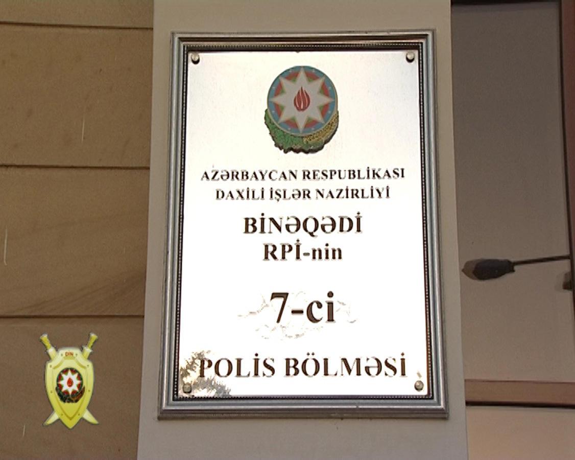 Bakıda silah satan şəxs tutulub (FOTO) - Gallery Image