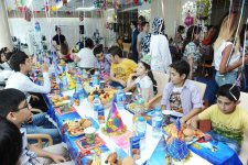 Leyla Aliyeva visits Thalassemia Center (PHOTO) - Gallery Thumbnail