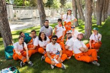 PwC Azerbaijan's F 1 Marshals Team participate in Azerbaijan Grand Prix (PHOTO) - Gallery Thumbnail