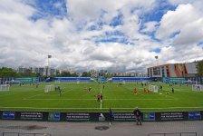 Юные азербайджанцы в Санкт-Петербурге: мирное небо и футбольное поле (ФОТО) - Gallery Thumbnail