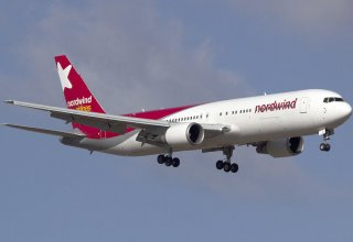 Nordwind launches direct flights from St. Petersburg to Baku from May 18